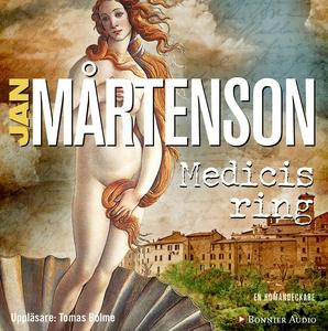 Medicis ring (ljudbok) av Jan Mårtenson