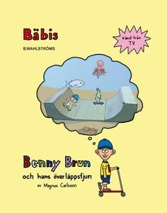 Benny Brun och hans överläppsfjun 2 - Bäbis (e-