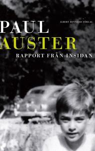 Rapport från insidan (e-bok) av Paul Auster