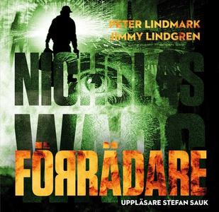 Förrädare (ljudbok) av Peter Lindmark, Jimmy Li