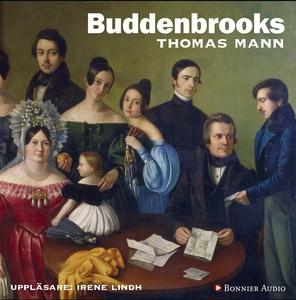 Buddenbrooks (ljudbok) av Thomas Mann