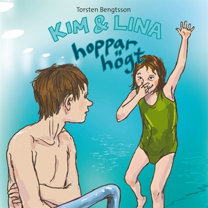 Kim & Lina hoppar högt (ljudbok) av Torsten Ben
