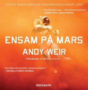 The Martian : Ensam på Mars (ljudbok) av Andy W