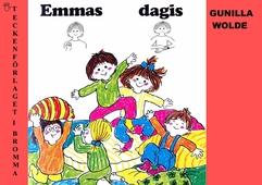 Emmas dagis - Barnbok med tecken för hörande barn