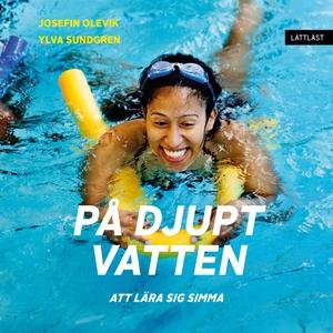 På djupt vatten (ljudbok) av Hanna Schmitz, Jos