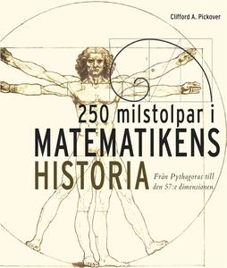 250 milstolpar i matematikens historia från Pyt