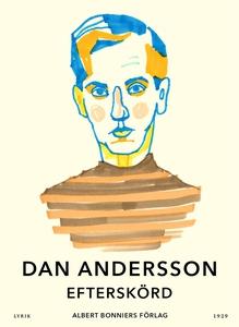 Efterskörd (e-bok) av Dan Andersson