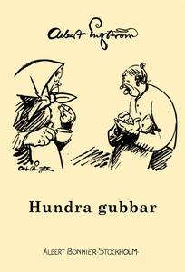 Hundra gubbar (e-bok) av Albert Engström