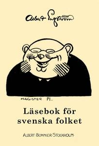 Läsebok för svenska folket (e-bok) av Albert En