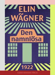 Den namnlösa (e-bok) av Elin Wägner