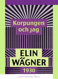 Korpungen och jag (e-bok) av Elin Wägner