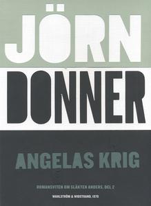Angelas krig (e-bok) av Jörn Donner