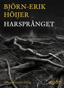 Harsprånget (e-bok) av Björn-Erik Höijer