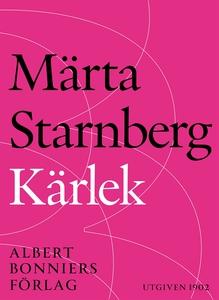 Kärlek : En bok om en kvinna (e-bok) av Märta S
