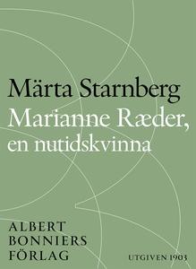 Marianne Ræder, en nutidskvinna (e-bok) av Märt
