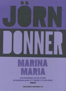 Marina Maria : En kioskroman, en följetong, en