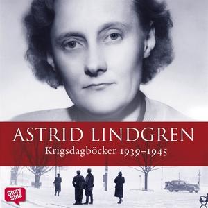 Krigsdagböcker 1939-1945 (ljudbok) av Astrid Li