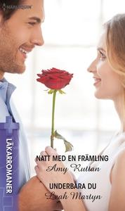 Natt med en främling/Underbara du (e-bok) av Am