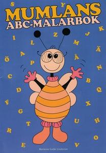 Mumlans ABC-målarbok (e-bok) av Marianne Gutler