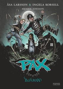 PAX. Bjäran (e-bok) av Åsa Larsson, Ingela Kors