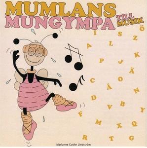 Mumlans mungympa till musik (ljudbok) av Marian