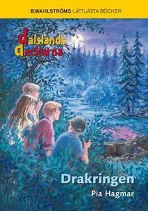 Dalslandsdeckarna 9 - Drakringen (e-bok) av Pia