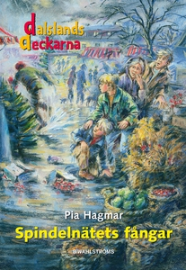 Dalslandsdeckarna 16 - Spindelnätets fångar (e-