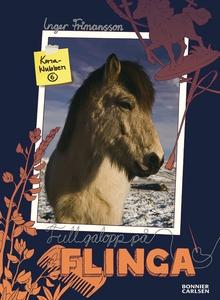 Full galopp på Flinga (e-bok) av Inger Frimanss