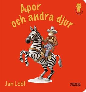 Apor och andra djur (e-bok) av Jan Lööf