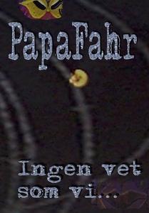 INGEN VET SOM VI - POESI (e-bok) av PapaFahr