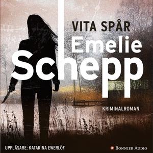 Vita spår (ljudbok) av Emelie Schepp