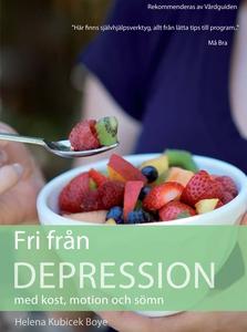 Fri från depression med kost, motion och sömn (