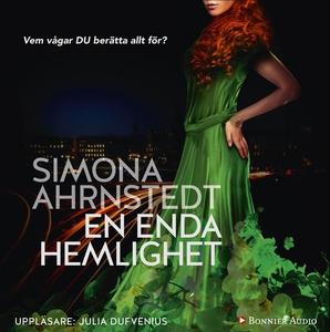 En enda hemlighet (ljudbok) av Simona Ahrnstedt