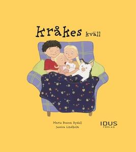 Kråkes kväll (e-bok) av Marie Bosson Rydell