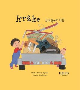 Kråke hjälper till (e-bok) av Marie Bosson Ryde