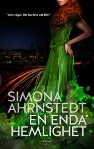En enda hemlighet (e-bok) av Simona Ahrnstedt
