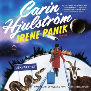 Irene Panik (ljudbok) av Carin Hjulström