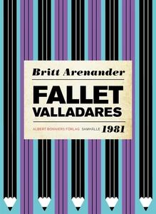 Fallet Valladares (e-bok) av Britt Arenander