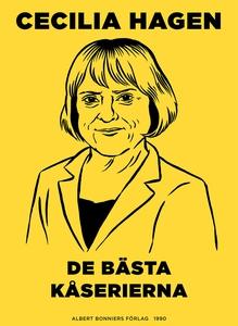 De bästa kåserierna (e-bok) av Cecilia Hagen