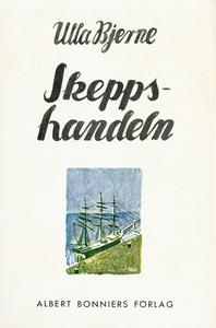 Skeppshandeln (e-bok) av Ulla Bjerne