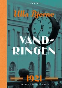 Vandringen (e-bok) av Ulla Bjerne