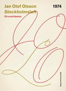 Stockholmsluft (e-bok) av Jan Olof, Jan Olof Ol