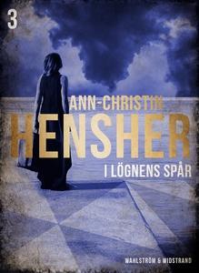 I lögnens spår : Deckare (e-bok) av Ann-Christi