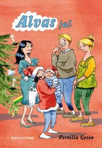 Alva 9 - Alvas jul (e-bok) av Pernilla Gesén