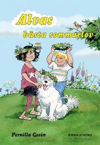 Alva 12 - Alvas bästa sommarlov (e-bok) av Pern