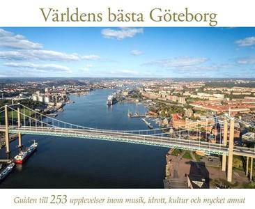 Världens bästa Göteborg (e-bok) av Anders Hilme