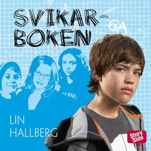 Svikarboken (ljudbok) av Lin Hallberg