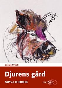 Djurens gård (ljudbok) av George Orwell