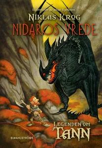 Legenden om Tann 4 - Nidaros vrede (e-bok) av N