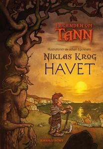 Legenden om Tann 6 - Havet (e-bok) av Niklas Kr